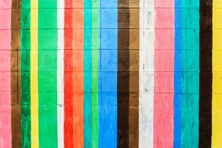 colorful wall concret background photo
