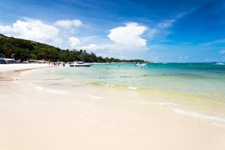 サイ ケオ ビーチ、Mu サメット島 - カオ ・ レーム雅国立公園、ラヨーン、タイ湾の海岸