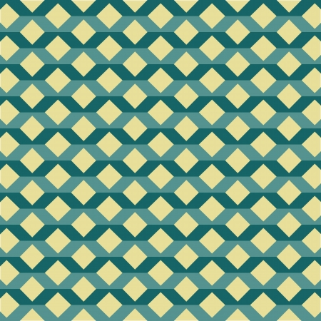 Seamless geometric pattern with zigzags. photo
