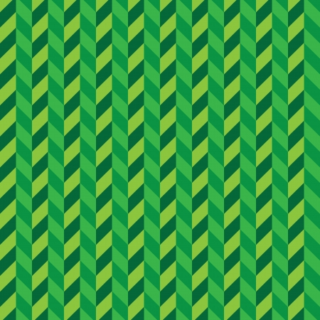 Seamless geometric pattern with zigzags Vector  photo