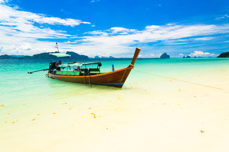 Kradan Island, an island in the Andaman Sea, Thailand photo