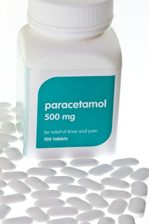 Paracetamol photo