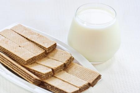 Milk and Cookies Stock Photo - 14202597