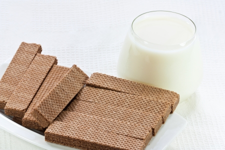 Milk and Cookies Stock Photo - 14202607