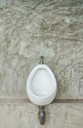 Urinal man toilets photo