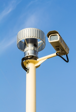 Telemetry System and  Security camera