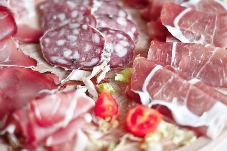 hum: Italian salami, smoked and hum hum