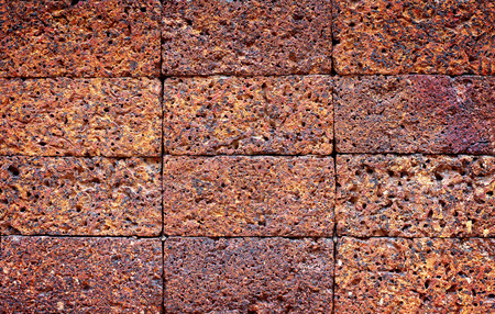 punctuate: Brick wall  Stock Photo