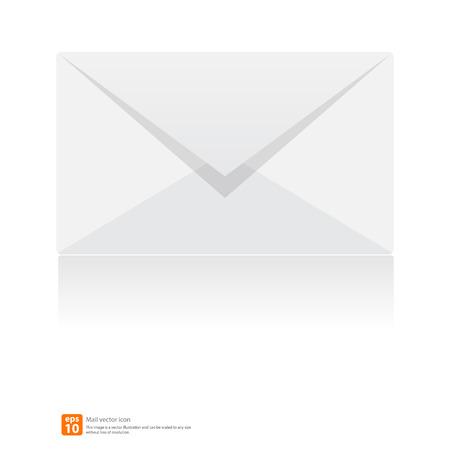 envelop: New Envelop paper vector disign Illustration