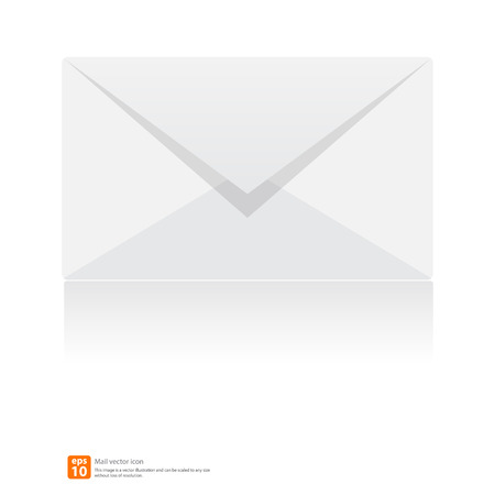 New Envelop paper vector disign Illustration