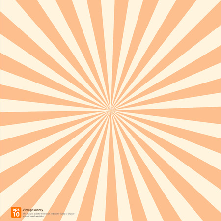 sunrays: New orange rising sun or sun ray,sun burst vector design