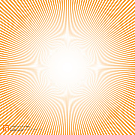 radial: New rising sun or sun ray,sun burst vector design or Radial Speed Lines graphic effects for use in comic.