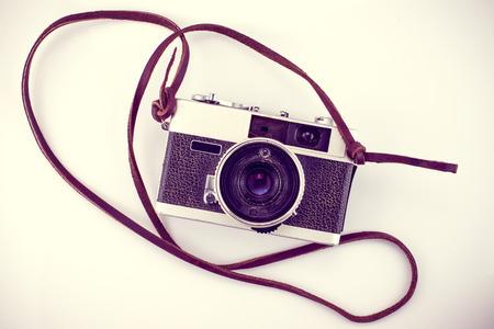 vintage camera: Retro camera