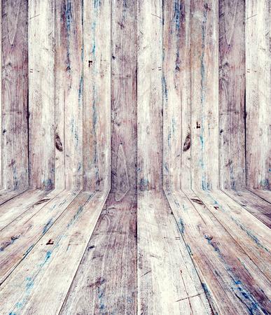 Vintage Room Wood texture background