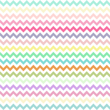 zag: Colorful Chevron pattern for eggs easter day vector design