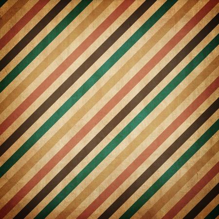 stripe pattern: Retro stripe pattern vintage background
