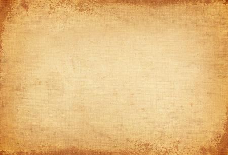 Vintage background, old canvas texture
