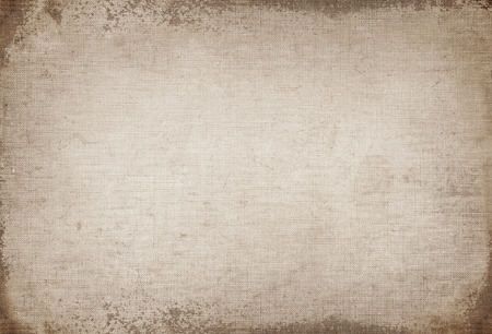 torn paper background: Vintage background, old canvas texture
