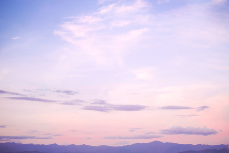 Natur Hintergrund der schönen Landschaft - Ruhe und Rosenquarz Farbfilter Standard-Bild - 62683697