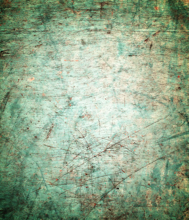 weathered: Vintage grunge wood texture, green color