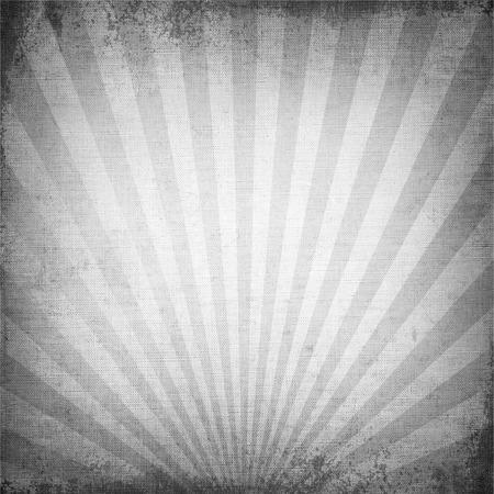 sunbeam background: Abstract gray sunbeam - vintage background Stock Photo