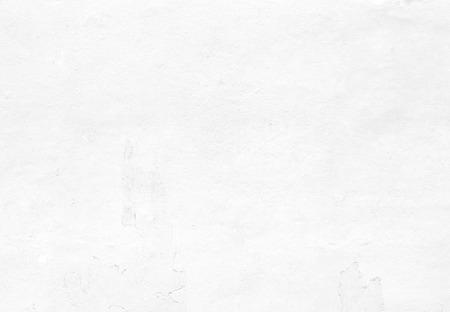 Pusta betonowa ściana białego koloru dla tła tekstury