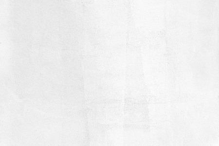 Lege betonnen muur witte kleur voor textuurachtergrond Stockfoto