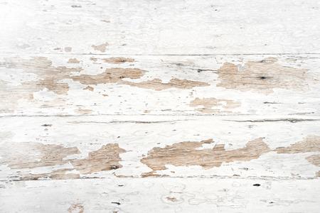 이전 및 grunge 흰색 나무 질감 - 빈티지 배경