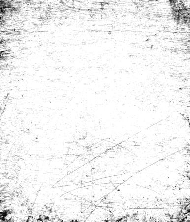 Estratto delle particelle di polvere e grana polvere su sfondo bianco, sovrapposizione sporcizia o uso effetto schermo per grunge stile vintage. Archivio Fotografico - 73210628