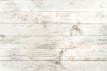 White wood plank texture and background. modern rustic and vintage style.