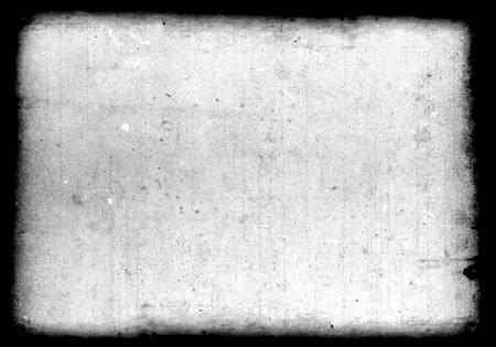 Abstrakter schmutziger oder Alternfilmrahmen. Staubpartikel- und Staubkornbeschaffenheit oder Schmutzüberlagerung benutzen Effekt für Filmrahmen mit Raum für Ihren Text oder Bild und Weinlese-Schmutzart. Standard-Bild - 92620273