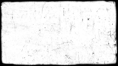 Cuadro abstracto sucio o envejecido. La textura de partículas de polvo y de grano de polvo o la superposición de suciedad utilizan el efecto para el fotograma de la película con espacio para su texto o imagen y estilo grunge vintage.