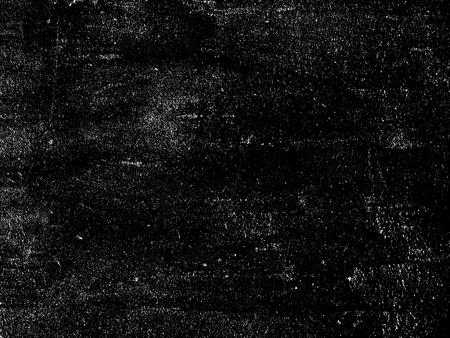 Particules de poussière abstraite et texture de grain de poussière sur fond blanc, superposition de la saleté ou effet d'écran utiliser pour le style vintage fond grunge. Banque d'images