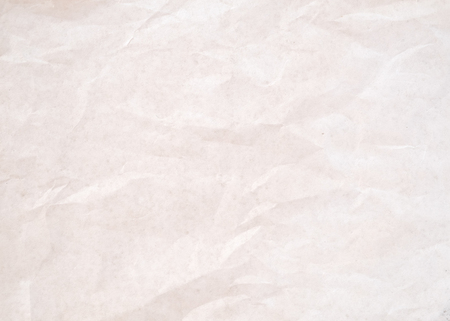 Vintage be crumpledwhite paper. vintage background texture