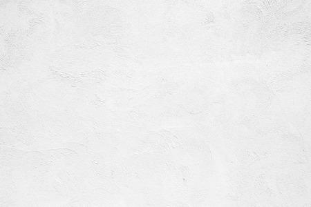 Empty white concrete wall, clean white texture background surface. Foto de archivo