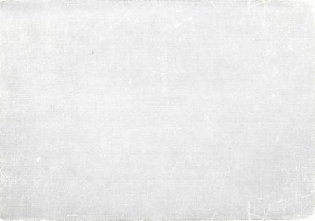 Texture de toile blanche abstraite, fond de couverture de livre vintage