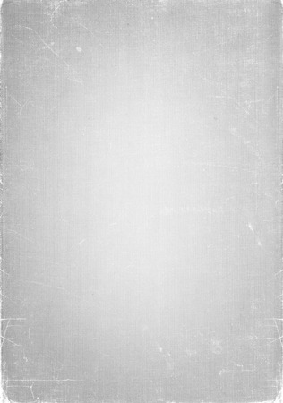 Abstract grey canvas texture, vintage book cover background Archivio Fotografico - 105086258