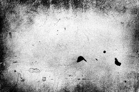 Abstract dirty or aging frame. Dust particle and dust grain texture or dirt overlay use effect for frame with space for your text or image and vintage grunge style.