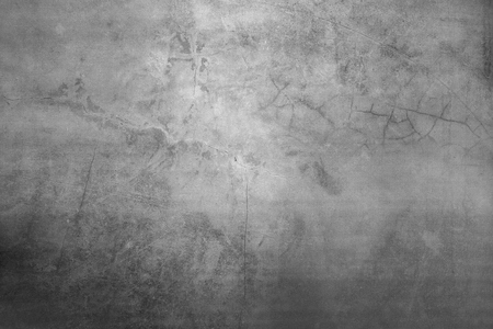 Grunge concrete wall dark and grey color for texture vintage background Stockfoto