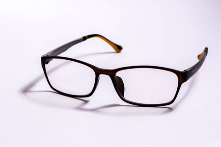 lenticular: Glasses Stock Photo