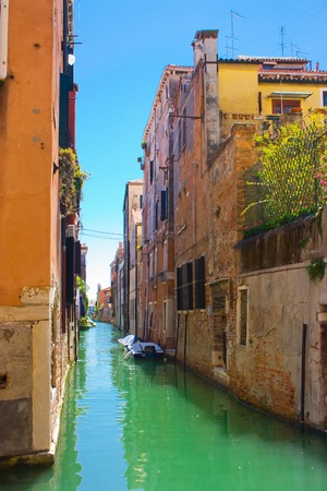 Beautiful alley in Venice, Italy Stock Photo - 11644982