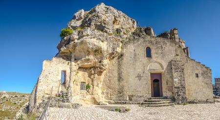 sassi: Ancient town of Matera Sassi di Matera, Basilicata, southern Italy