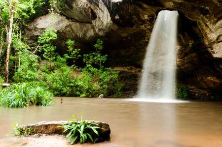 chan: Sang Chan Waterfall
