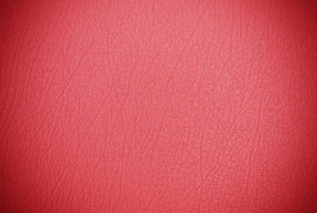 Red leather textured photo