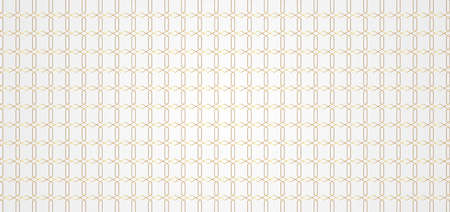 Luxury gold line pattern design abstract background style. vector illustration.