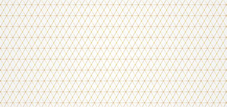 Gold line pattern luxury design triangle shape abstract background. vector illustration.