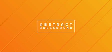 Minimal abstract background yellow color design with space for content. vector illustration. Иллюстрация