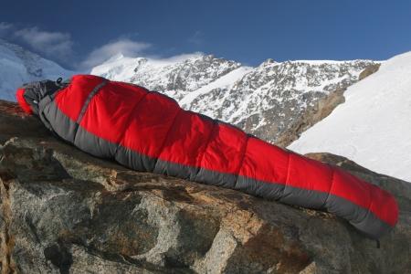 sleeping bag: Sleeping bag