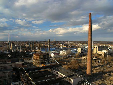 Industrial zone Stock Photo - 991266