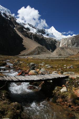 alpamayo: White Cordilleras, Peru